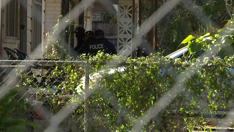 McAllen Police raid home in south side where they discovered drug candy