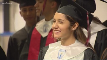 Daughter of incarcerated murderer graduates high school, gets full ride to college