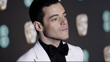 Rami Malek will play James Bond villain in new 007 movie
