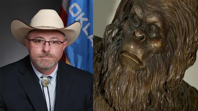 Oklahoma lawmaker proposes bill to establish 'Bigfoot' hunting season