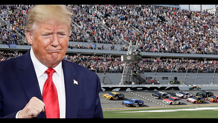 Trump Daytona 500 PS