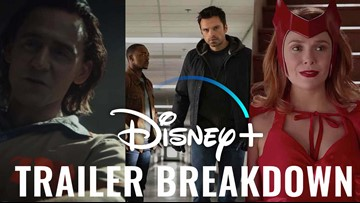 A full breakdown of the Marvel series coming to Disney+