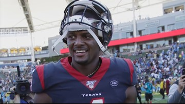 Deshaun Watson launches foundation dedicated to helping underserved communities in Houston