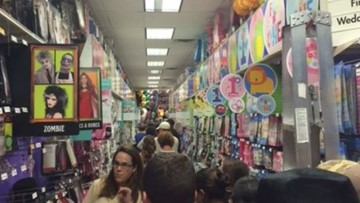 Forget 'Back to School' sales - some stores are already putting out Halloween stuff