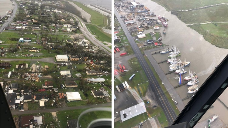 Ida updates: Death toll rises to two after driver drowns in New Orleans