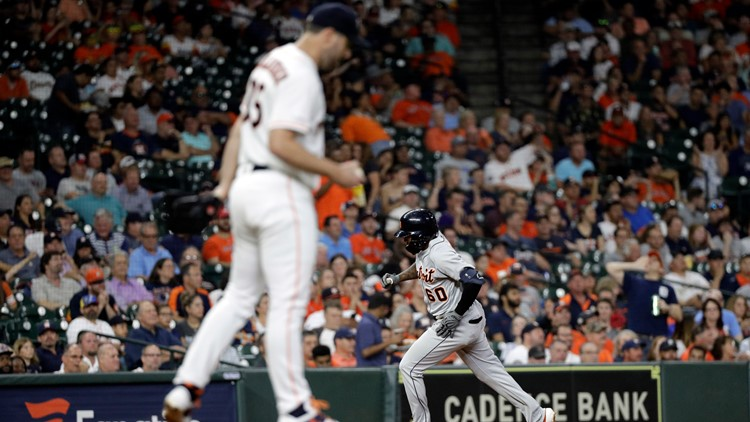 Astros lose in historic gambling upset to Tigers