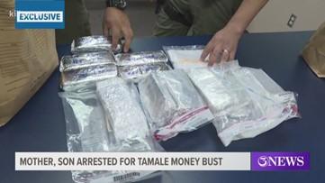 Texas deputies find bundles of cash disguised as tamales