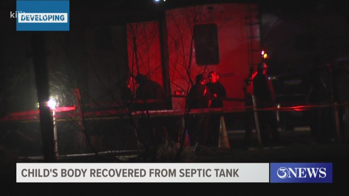 2-year-old dead after falling into septic tank at Paradise ...
