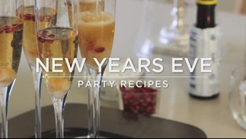 6 New Years Eve Party Recipes
