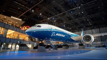 Boeing rejects report of 'shoddy production' at SC plant