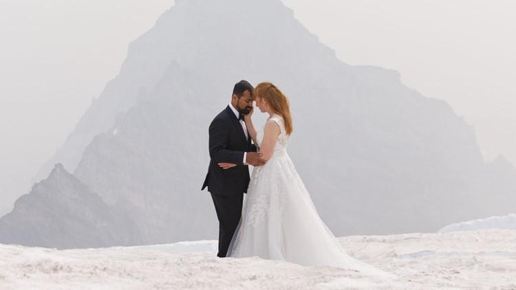 Extreme Wedding: Sammamish couple ties the knot atop Mount Rainier