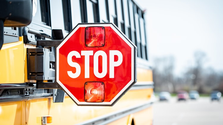 Teen charged with DUI after sideswiping Lexington One school bus, police say
