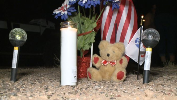 memorial soldier death