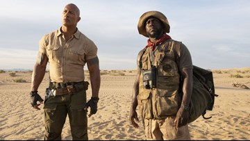 'Jumanji' wins final box office before 'Star Wars' crashes the party