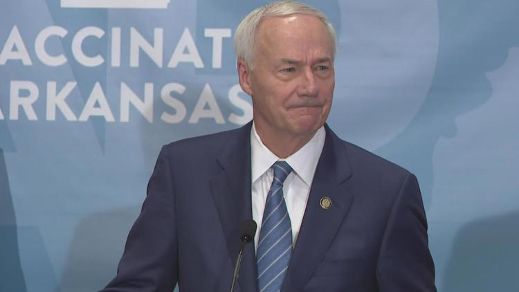 Gov. Hutchinson wishes he didn't sign mask mandate ban into law