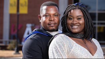 Couple to receive Master's degrees in Education together at UAPB