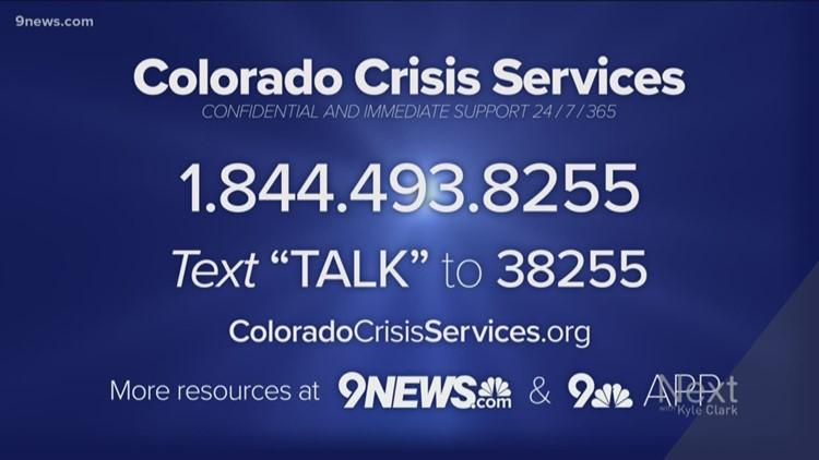 Colorado Crisis Services