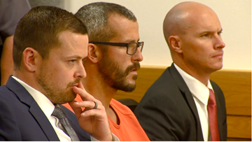 Chris Watts appears in court, faces minimum of life in prison if convicted of murder