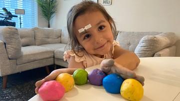 How to make three-ingredient homemade playdough