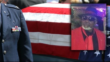 After hearing Texas veteran would be buried alone, crowd pays their respects
