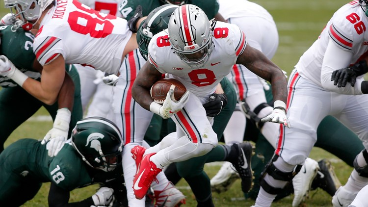 Big Ten games canceled due to COVID-19 will result in forfeit, conference says