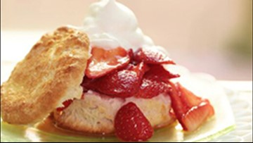 A strawberry shortcake recipe for a great summer dessert