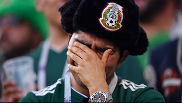 Why the World Cup hurts so much for Mexico