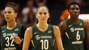Sue Bird: WNBA champion Seattle Storm have no interest in visiting White House