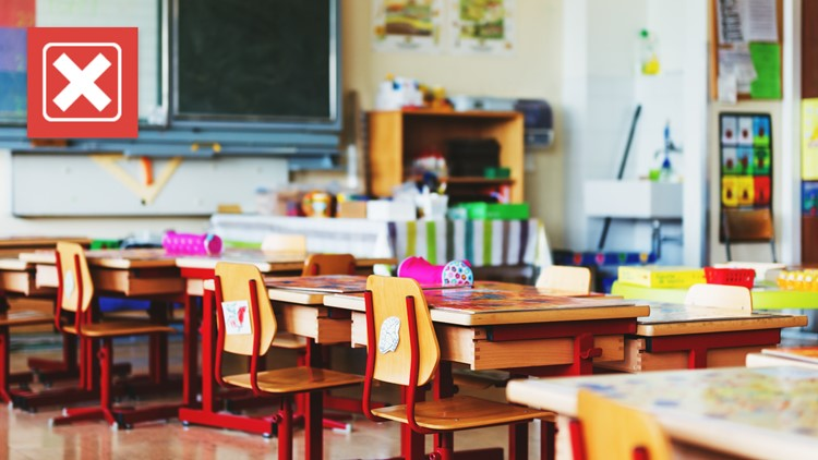 2020 public school enrollment drop biggest since WWII