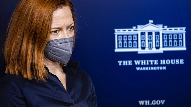 Jen Psaki Reveals Her Plan to Depart Biden's White House