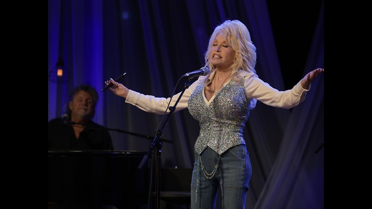How Dolly Parton mobilized country music for wildfire victims