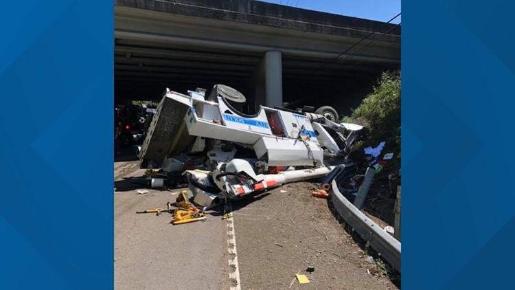 KPD - I75 S CRASH