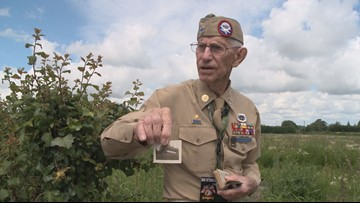 Beloved D-Day Veteran Clinton Riddle passes away peacefully in Sweetwater at 98