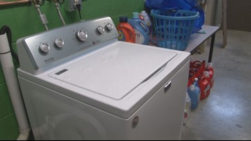 Tennessee school washes dirty laundry for kids who can't