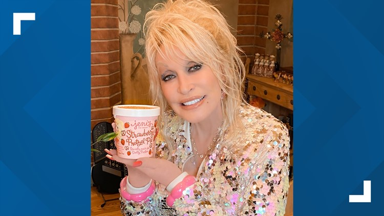 Take 2: Dolly Parton-inspired ice cream sales and pre-orders will resume Thursday