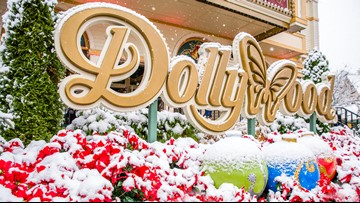 Dollywood's Smoky Mountain Christmas begins Saturday