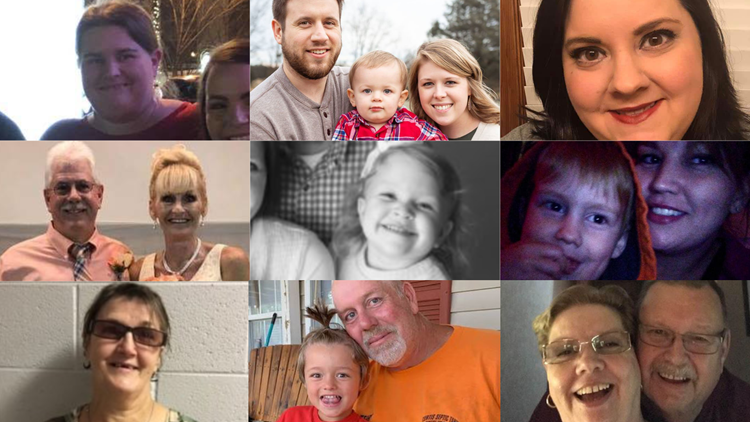Remember their names | Family, friends share memories of lives lost in Tennessee tornado