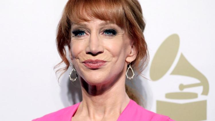 Kathy Griffin reveals she has lung cancer