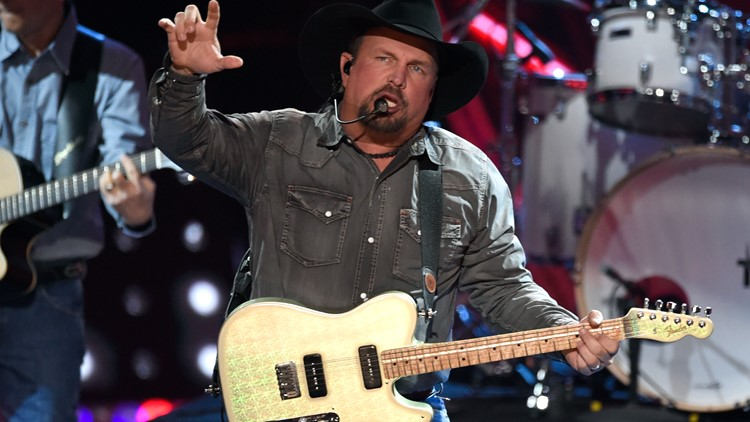 Garth Brooks is bringing his Stadium Tour to Charlotte; first time here in 22 years