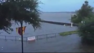 Hurricane Florence causes severe flooding in New Bern, NC
