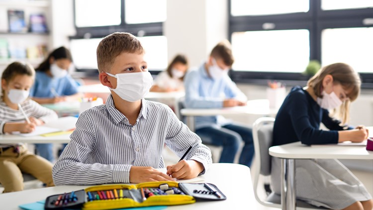 Schools in Charlotte-area district make masks adjustments for upcoming school year for students, staff