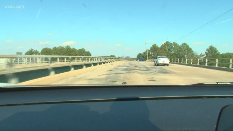 Survey: South Carolina has the worst roads in the country