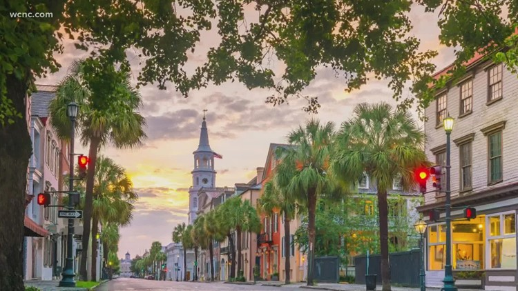 Two South Carolina cities named among best in America