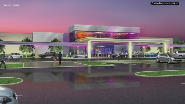 'We want people to come here and have a good time': New casino opening July in Kings Mountain