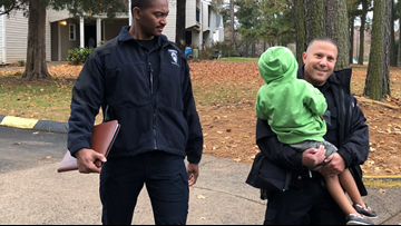 Missing 4-year-old Charlotte boy found safe
