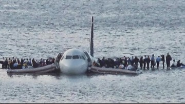Miracle on the Hudson survivors in Charlotte for 10th anniversary