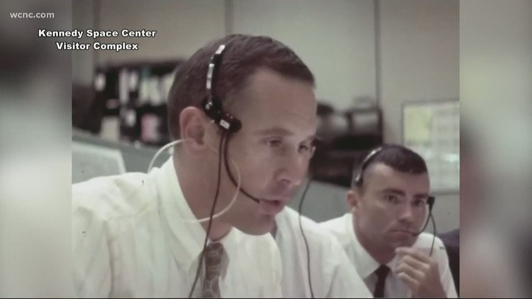 Meet the Lancaster native who helped put Apollo 11 on the moon