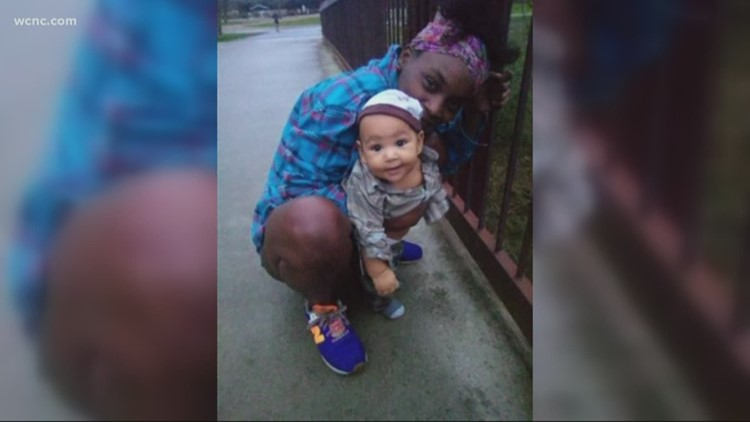 Amber Alert issued for missing 6-month-old baby from Matthews after mother arrested