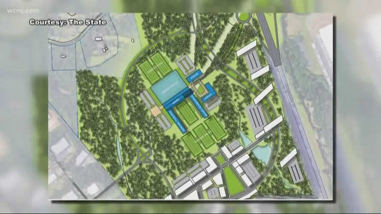 Rock Hill leaders: No tax increase to fund Panthers HQ move