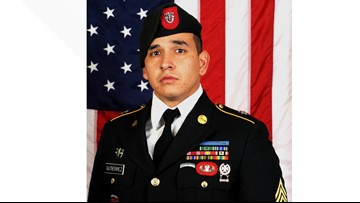 North Carolina flags lowered to half-staff in honor of soldier killed in Afghanistan